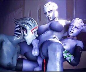 اولین بار رابطه جنسی مقعدی xxx زن با زن درخشان با طلای کیارا جوان