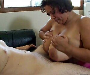 رایلی رید گلو را sexپیر زن لعنتی کرده و سپس به سرقت گرفتار می شود