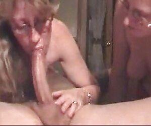 بلوند زن لخت xxx آب نبات دیک پیر را می گیرد