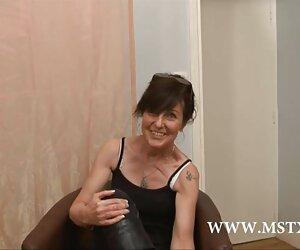 پدر و مادر 4 sxs زن مرحله ای آموزش جنسی با creampie