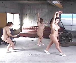 اقدام لزبین صمیمی Cea و Paloma سکس زن چاق سیاه