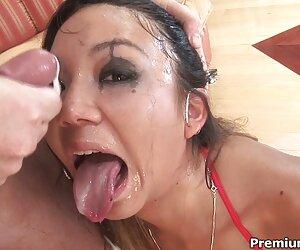 جنا ماری یک سبک خروس سیاه سکسی زن باسگ بزرگ را لوس می کند