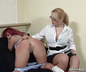 Kinky Lexi sex زن با زن ماساژ و عمیق نیلوفر آبی